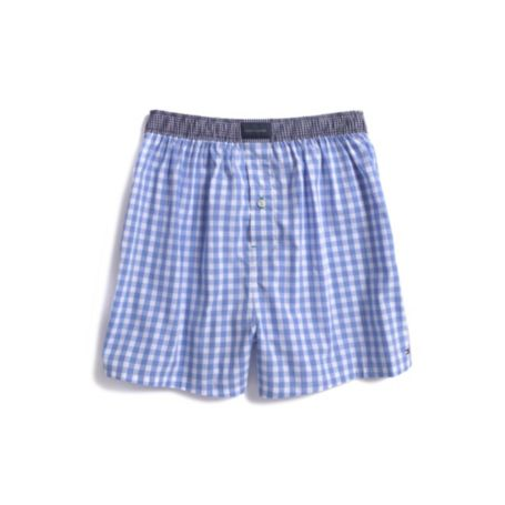Image for GINGHAM BOXER from Tommy Hilfiger USA