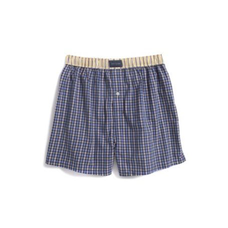 Image for MICRO PLAID BOXER from Tommy Hilfiger USA