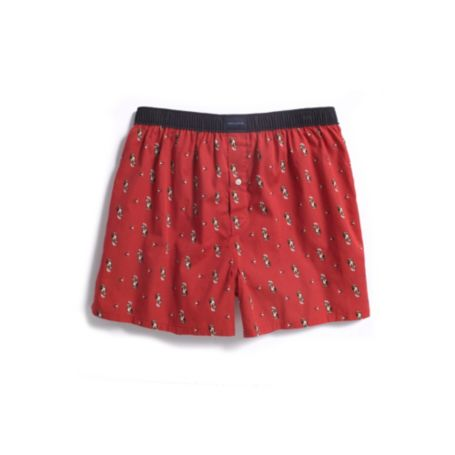 Image for DOG PRINTED BOXER from Tommy Hilfiger USA