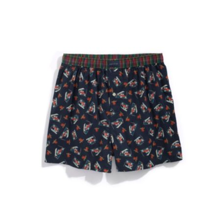 Image for CAMPER PRINTED WOVEN BOXER from Tommy Hilfiger USA