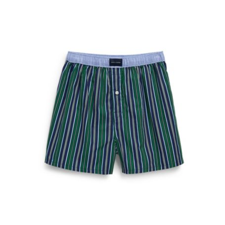 Image for STRIPE PRINTED WOVEN BOXER from Tommy Hilfiger USA