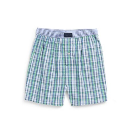 Image for PLAID WOVEN BOXER from Tommy Hilfiger USA
