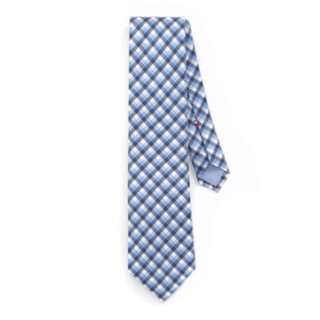 Image for MICRO GINGHAM REGULAR TIE from Tommy Hilfiger USA