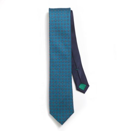 Image for MICRO MEDALLION SLIM TIE from Tommy Hilfiger USA