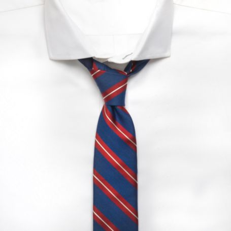 Image for STRIPE SLIM TIE from Tommy Hilfiger USA