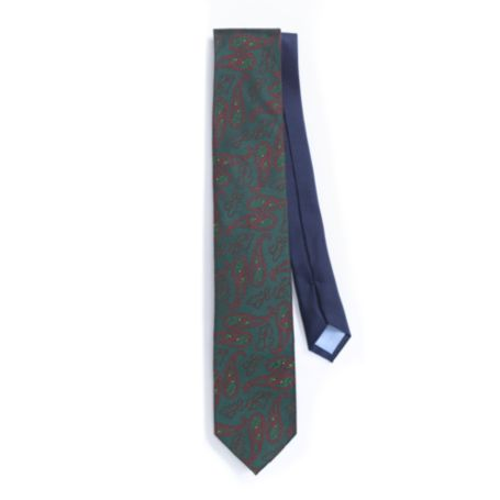 Image for SLIM FIT PATTERNED TIE from Tommy Hilfiger USA