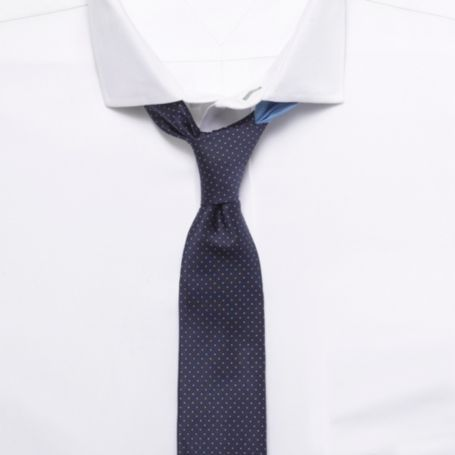 Image for DOT SLIM TIE from Tommy Hilfiger USA