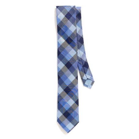 Image for BUFFALO TARTAN SLIM TIE from Tommy Hilfiger USA