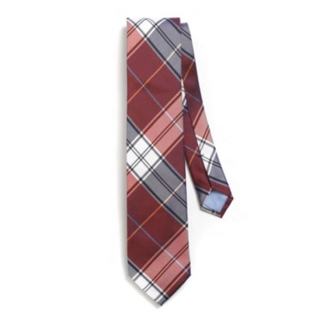 Image for TARTAN SLIM TIE from Tommy Hilfiger USA