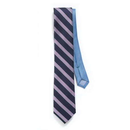 Image for SLIM FIT MULTI STRIPE TIE from Tommy Hilfiger USA