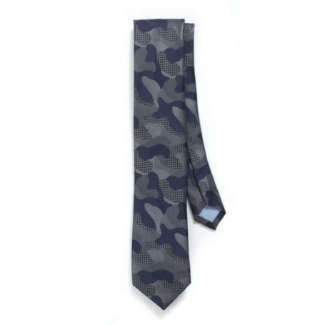 Image for CAMO PRINT TIE from Tommy Hilfiger USA
