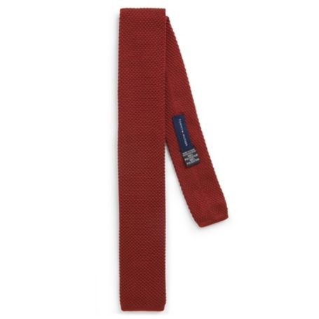 Image for KNIT SOLID TIE from Tommy Hilfiger USA