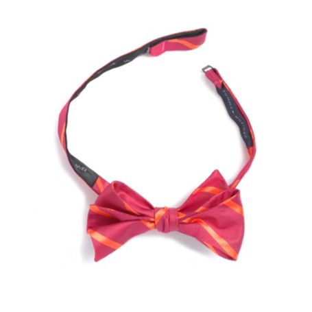 Image for BRIGHT STRIPE BOWTIE from Tommy Hilfiger USA