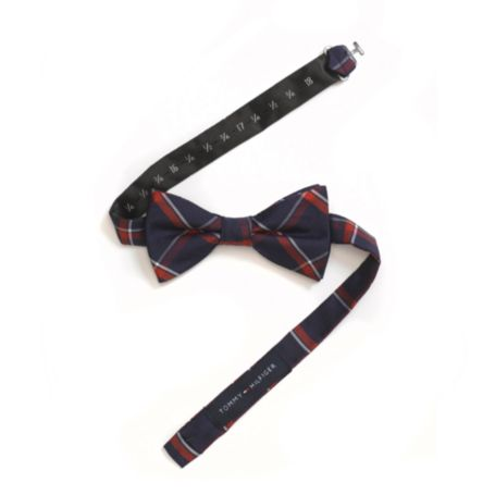 Image for PLAID BOW TIE from Tommy Hilfiger USA
