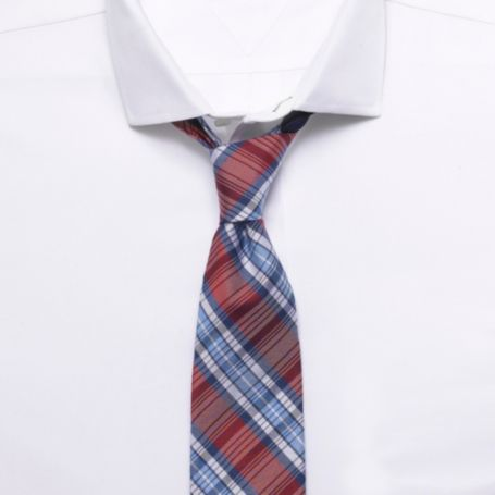 Image for PLAID TIE from Tommy Hilfiger USA