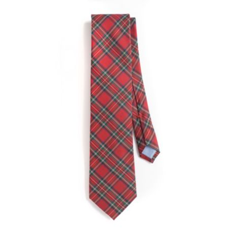 Image for REGULAR FIT TARTAN TIE from Tommy Hilfiger USA