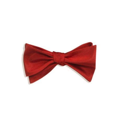 Image for SOLID BOW TIE from Tommy Hilfiger USA