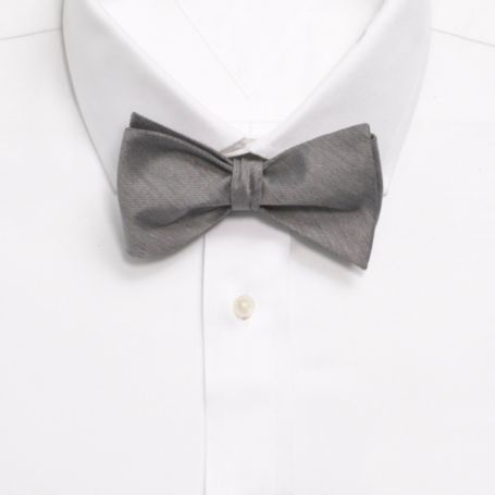 Image for CHAMBRAY BOW TIE from Tommy Hilfiger USA