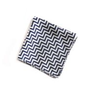 CHEVRON POCKET SQUARE $32.50