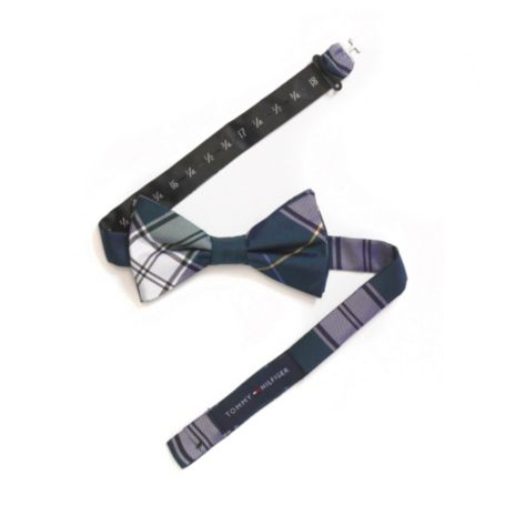 Image for TARTAN BOW TIE from Tommy Hilfiger USA
