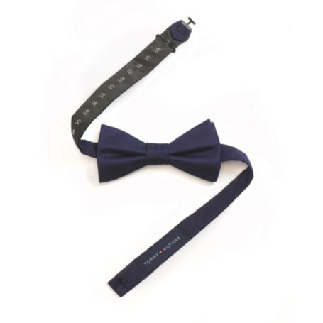 Image for NAVY BOW TIE from Tommy Hilfiger USA