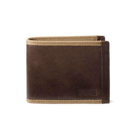 Image for PASSCASE WALLET from Tommy Hilfiger USA