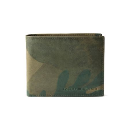 Image for ARMY PASSCASE WALLET from Tommy Hilfiger USA