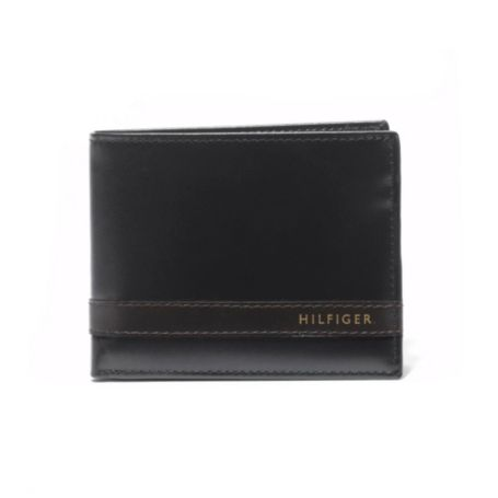 Image for HILFIGER STRIPE PASSCASE WALLET from Tommy Hilfiger USA