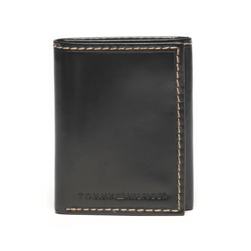 Image for TOPSTITCH TRIFOLD WALLET from Tommy Hilfiger USA