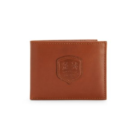 Image for LEATHER CREST PASSCASE from Tommy Hilfiger USA