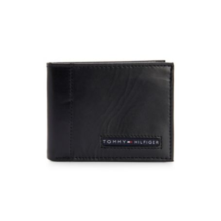 Image for LEATHER BILLFOLD from Tommy Hilfiger USA