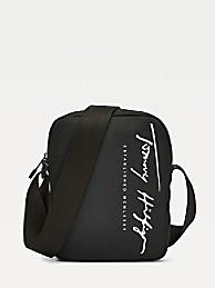 타미 힐피거 메신저백 Tommy Hilfiger Recycled Logo Reporter Bag