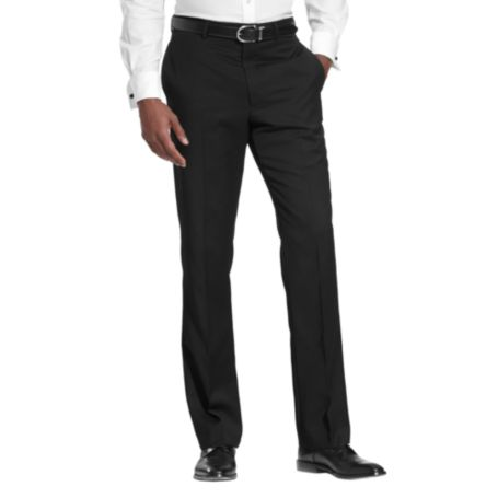 Image for BLACK SOLID PANTS from Tommy Hilfiger USA
