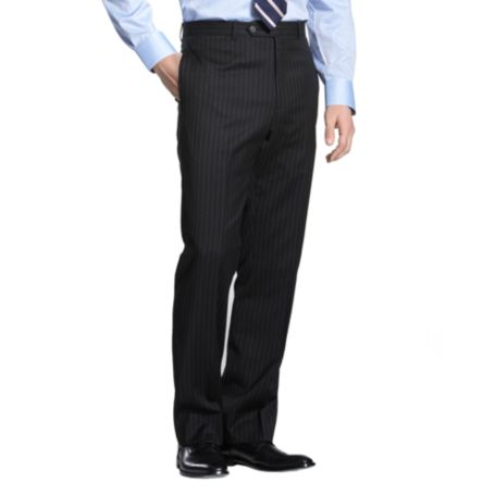 Image for BLACK PINSTRIPE PANT from Tommy Hilfiger USA