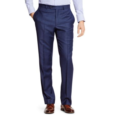 Image for BLUE SHARKSKIN PANT from Tommy Hilfiger USA