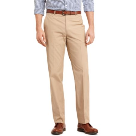 Image for COTTON SUIT PANT from Tommy Hilfiger USA