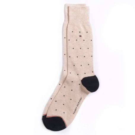 Image for DOT DRESS SOCK from Tommy Hilfiger USA