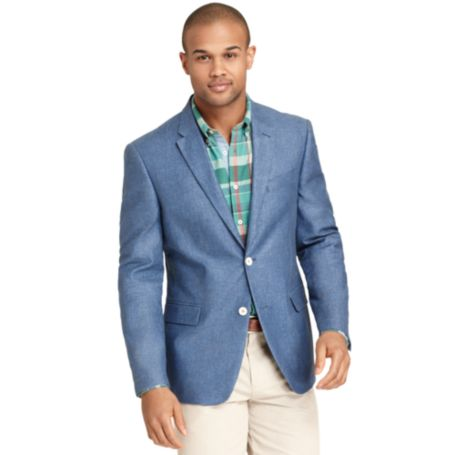 Image for LINEN BLAZER from Tommy Hilfiger USA