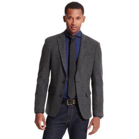Image for WOOL BLAZER from Tommy Hilfiger USA