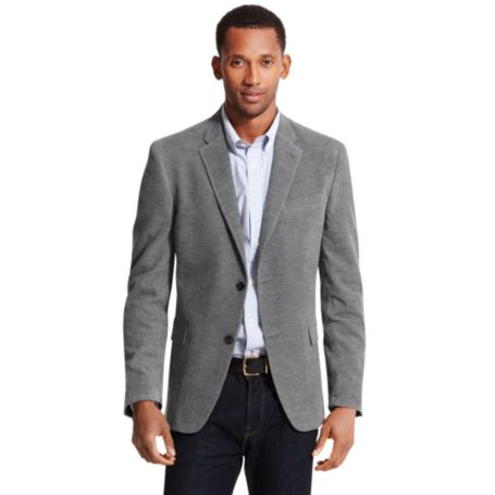 Image for WASHED CORDUROY BLAZER from Tommy Hilfiger USA