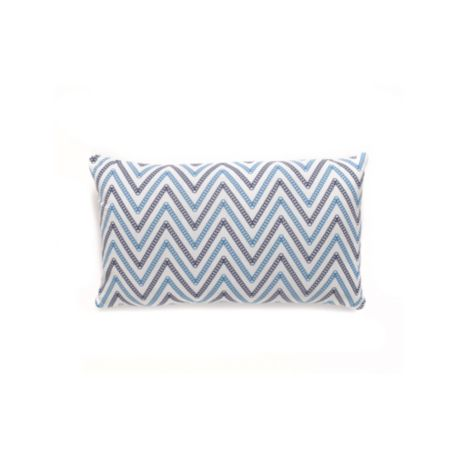 Image for COCOCOZY SURF SHACK CHEVRON PILLOW from Tommy Hilfiger USA