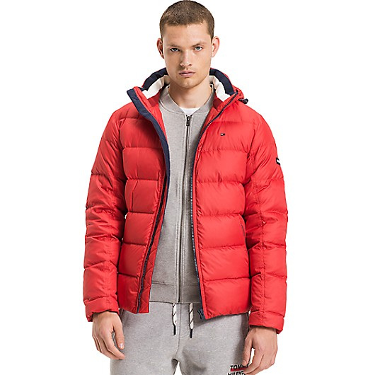 Quilted Down Jacket | Tommy Hilfiger : quilted down jacket - Adamdwight.com