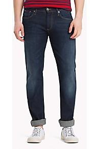 타미 힐피거 스트레이트 핏 청바지 Tommy Hilfiger Deep Indigo Straight Fit Jean,DARK COMFORT