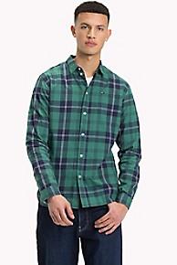 타미 힐피거 캐쥬얼 셔츠 Tommy Hilfiger Essential Check Shirt