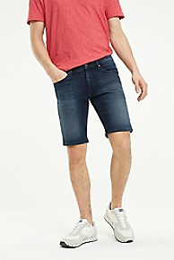 타미 힐피거 Tommy Hilfiger Scanton Short,LODGE DARK BLUE STRAIGHT