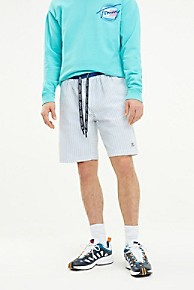 타미 힐피거 Tommy Hilfiger Seersucker Short,FEDERAL BLUE