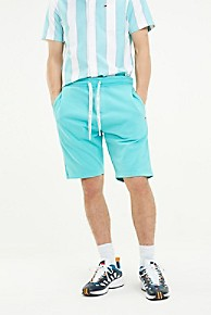 타미 힐피거 Tommy Hilfiger Washed Sweat Short,CERAMIC