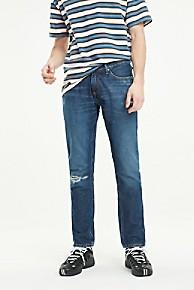 타미 힐피거 슬림핏 청바지 Tommy Hilfiger Recycled Cotton Slim Fit Jean,BLUE