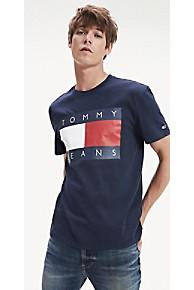 타미 힐피거 Tommy Hilfiger Tommy Flag T-Shirt