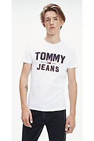 타미 힐피거 Tommy Hilfiger 1985 Logo T-Shirt